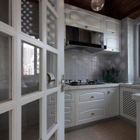 厨房吊顶设计案例
