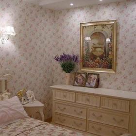 单身女孩的法式小资田园风公寓