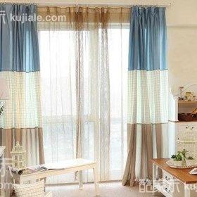 韩式清新时尚韩式风格窗帘时尚窗帘设计案例