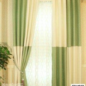 田园韩式清新韩式风格窗帘设计图