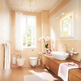 卫浴墙面图片