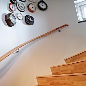 时钟墙面装修案例