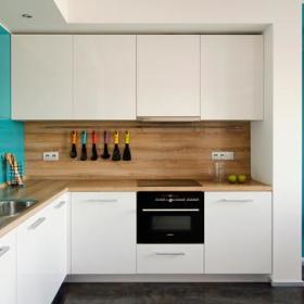 厨房吊顶墙面图片