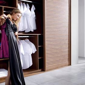 衣柜实木衣柜木衣柜烤漆设计案例展示
