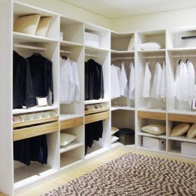衣帽间衣柜案例展示