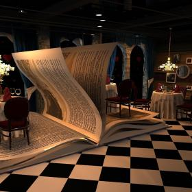 创意餐厅装修效果展示