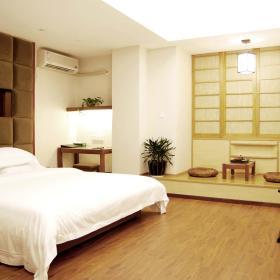 日式卧室榻榻米设计方案