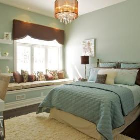 卧室飘窗&落地窗装修效果展示