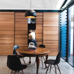 书房隐形门设计图