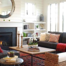 客厅沙发设计案例