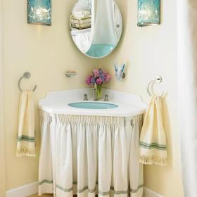 卫生间浴室装修案例