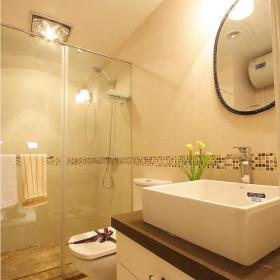 卫生间卫浴淋浴房设计案例