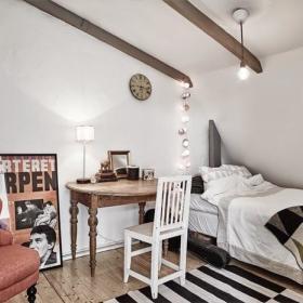 北欧卧室装修效果展示