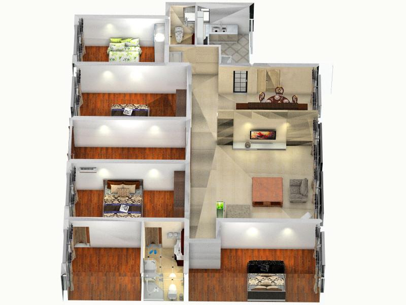 5楼平面图02