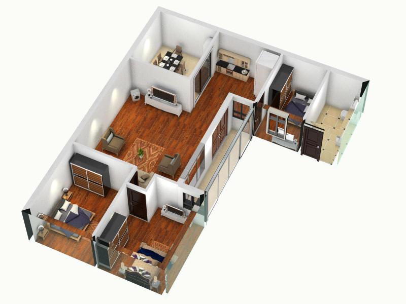 农村住宅设计平面图-农村自建房设计样式图,农村120平方房子设计图,农