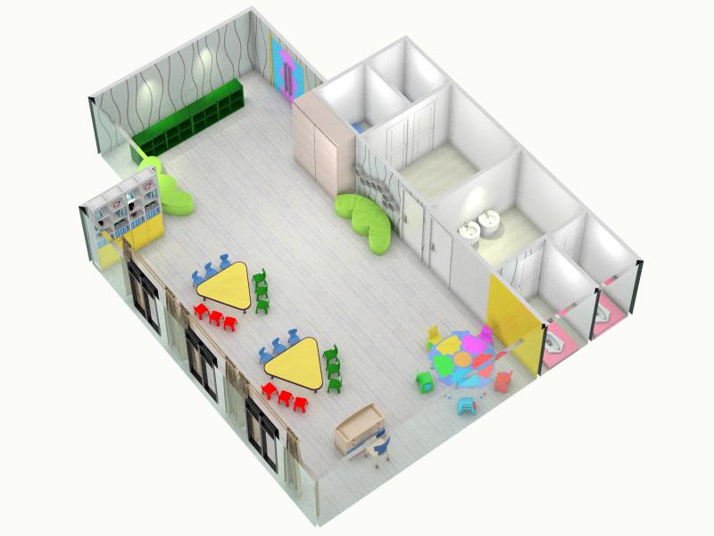 学校平面图手绘图片 教室平面图手绘图纸学校平面