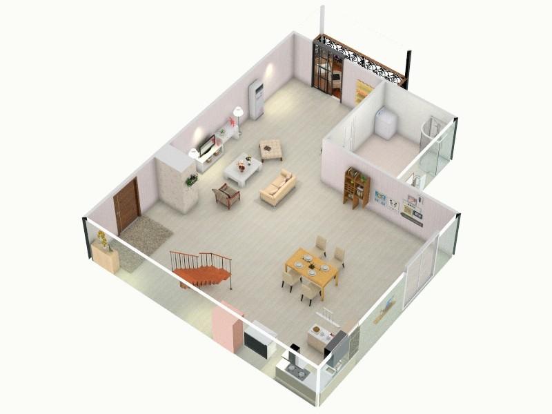 两层楼房室内装修-新农村室内装修_两层楼房室内效果图_房子装修隔音
