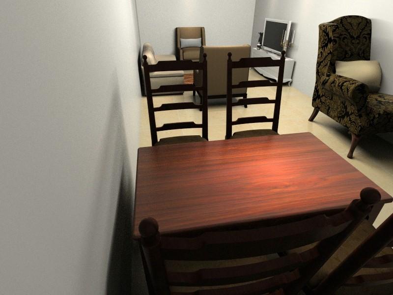 华地紫园89平方两室两厅