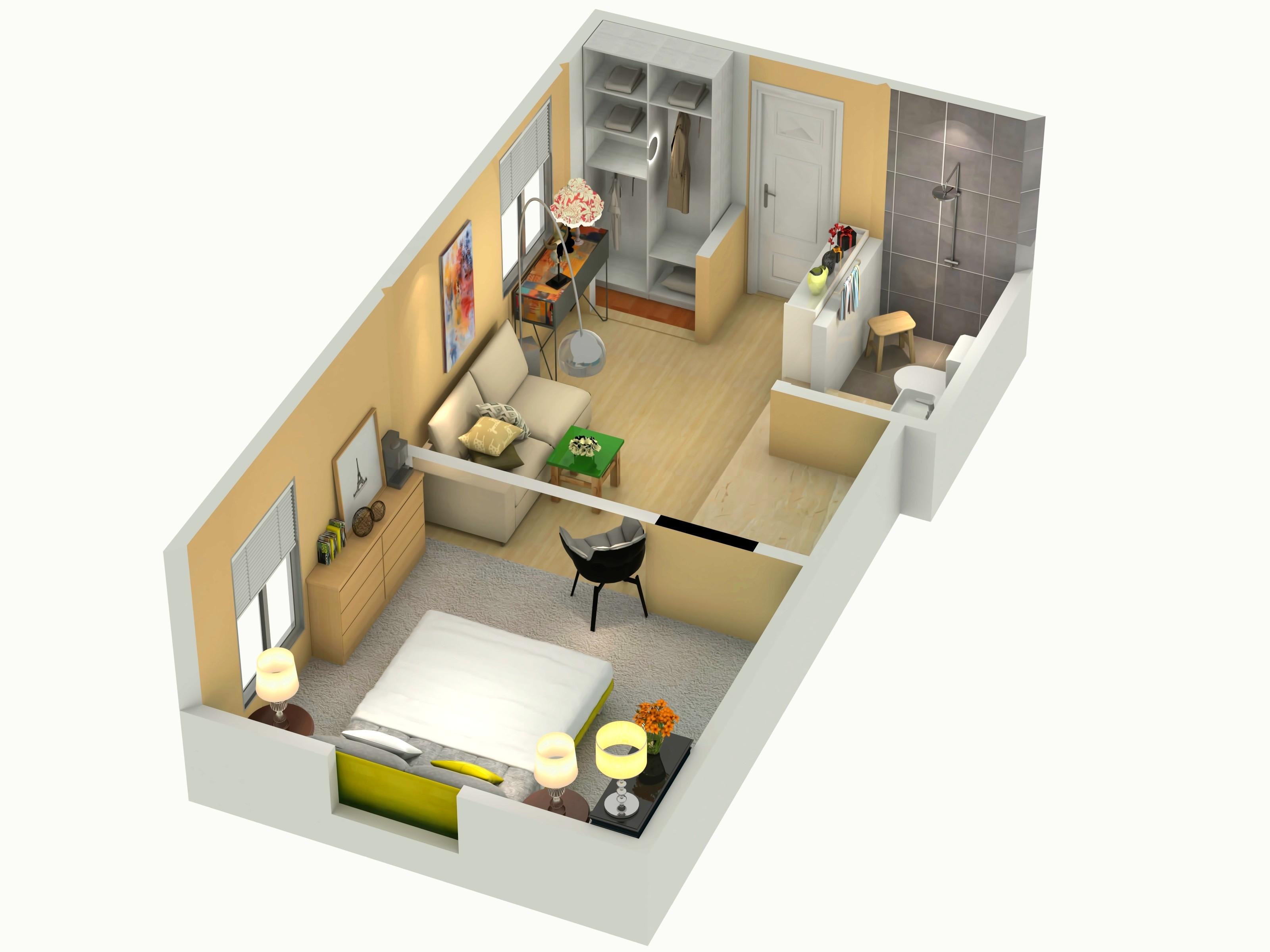香港单身公寓