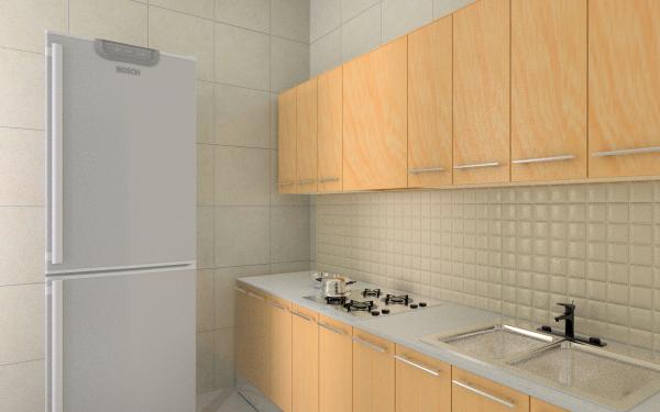 厨房洗手步骤图