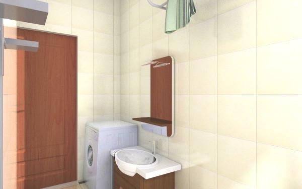 洗手盆最好是砖砌的,再贴瓷砖,省钱又坚固.