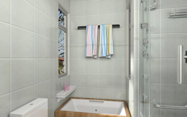 洗澡间装修农村图片5