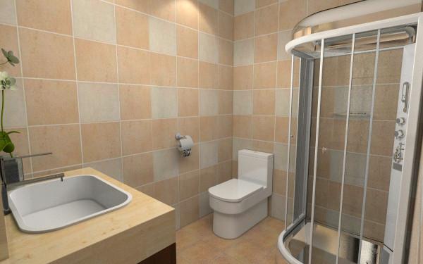 洗澡间装修农村图片8