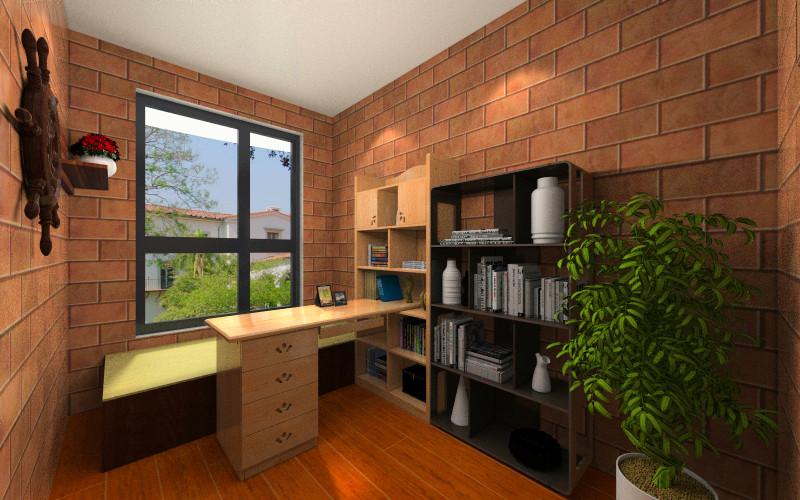 家居装修书房宜家家居书房图片2