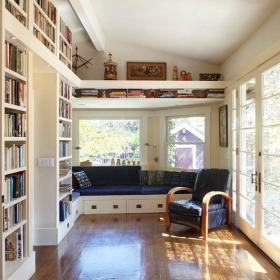 书房儿童房榻榻米设计方案