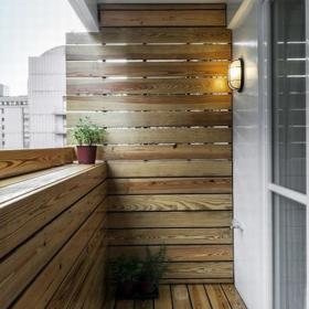 阳台装修效果展示