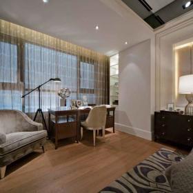 卧室单人沙发装修案例
