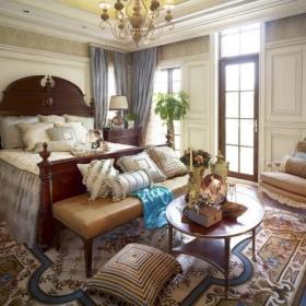 卧室单人沙发设计方案