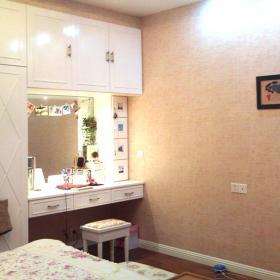 卧室梳妆台装修效果展示