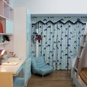 儿童房单人沙发装修效果展示