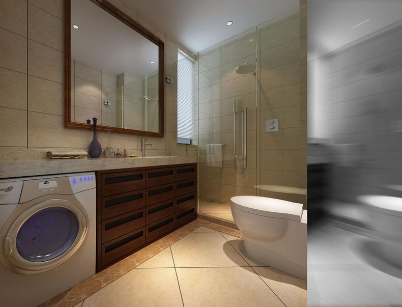 卫生间设计图图片