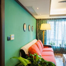 客厅植物设计图
