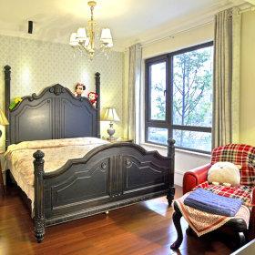 儿童房单人沙发设计案例