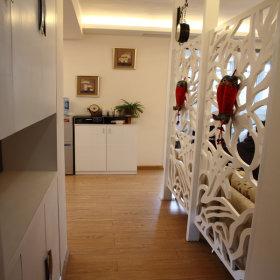 玄关隔断玄关柜案例展示
