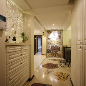 玄关玄关柜图片