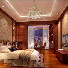 古典卧室台灯设计方案
