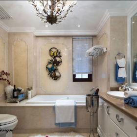 客厅玄关卫生间设计案例展示