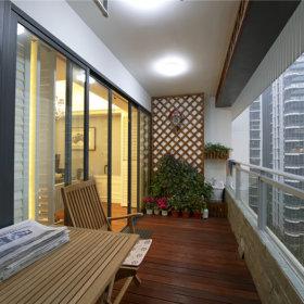 阳台装修案例