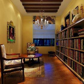 书房装修案例