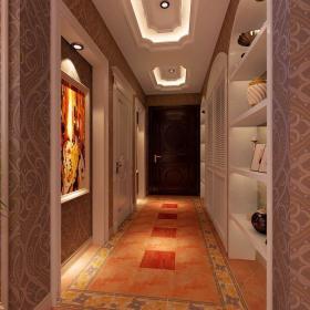 玄关玄关柜装修案例