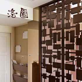 玄关玄关柜设计图