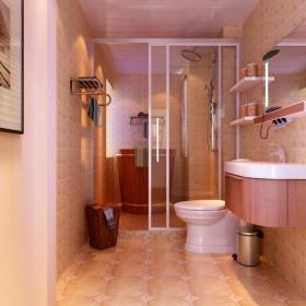 卫生间马桶设计案例