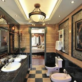 卫生间设计案例