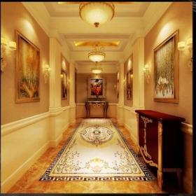 走廊效果图