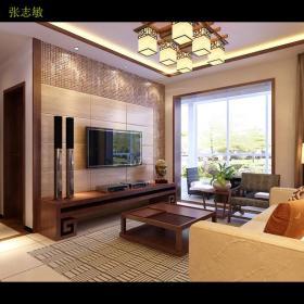 客厅玄关玄关柜设计案例