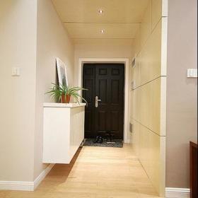 玄关玄关柜设计方案